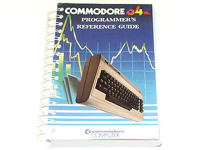 PROGRAMMER'S REFERENCE GUIDE   COMMODORE 64 BOOK Buch C64 C 64 (Z2G099)