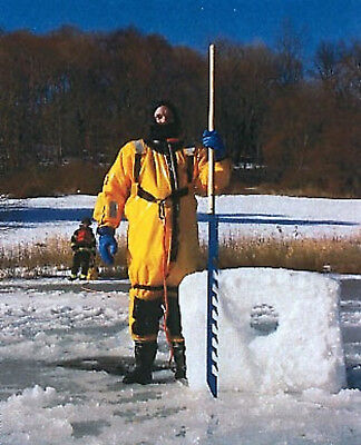 Fish's Icesaw Ice Saw fishing Spearing New in Box