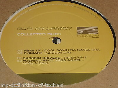 Gush Collective, Collected Dubs (Draft Recordings 022) Herb LF Yoshino 2 Smart