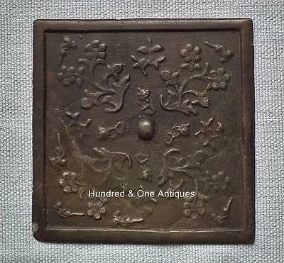 Ancient Chinese Bronze Mirror Tang Dynasty (618-907 A.D.)