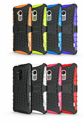 Heavy Duty Shockproof Builder Hard Case  With Stand For Phones /tablets