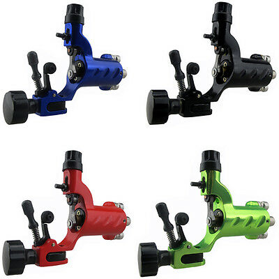 Dragonfly Rotary Tattoo Machine Gun Shader Liner With RCA jack (U-Pick Color)