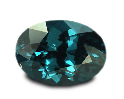 0.54 Carats Natural Color Change Garnet Loose Gemstone - Oval