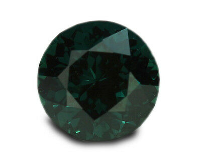 0.58 Carats Natural Color Change Garnet Loose Gemstone - Round