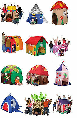 Childrens Play Tent Indoor & Outdoor Playhouse By Bazoongi Jumpking