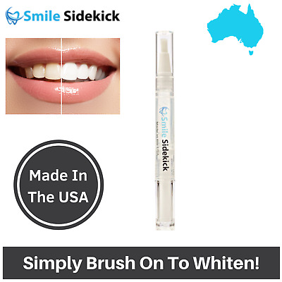 Professional White Teeth Whitening Pen Kit Whitener Bleaching Whiter Smile