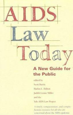 AIDS Law Today: A New Guide for the Public