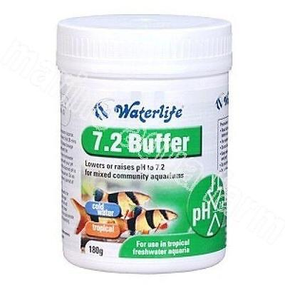 Waterlife 7.2 Ph Buffer 180G Aquarium, Adjusts & Stabilises, Fish Tank, Tropical
