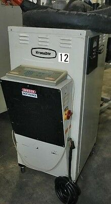 Hydra-Dry Dehumidifying Material Dryer Model HEHD-50  / 230 Volt Made in the USA
