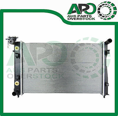 Heavy Duty Radiator HOLDEN Commodore VY V6 Auto & Manual 9/02-3/05 + Free Cap