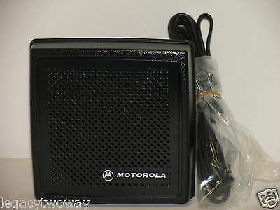 Motorola HSN4031B Internal/External Speaker W/Bracket BLOW OUT SALE MCS XTL APX