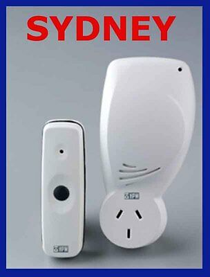Brand New HPM White Wireless Plug-In Long Range 70m Door Bell Chimes D641/PILR