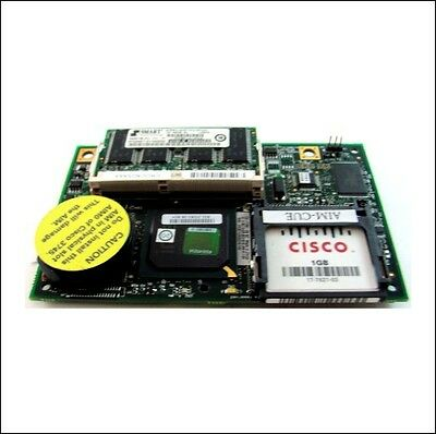 Used Cisco Systems AIM-CUE | incl 19% VAT | 2 years Cybertrading warranty