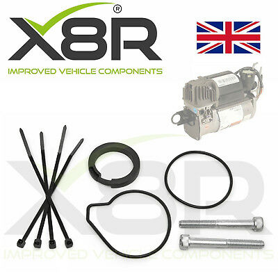 Range Rover L322 Discovery 2 Wabco Air Suspension Compressor Piston Ring Repair