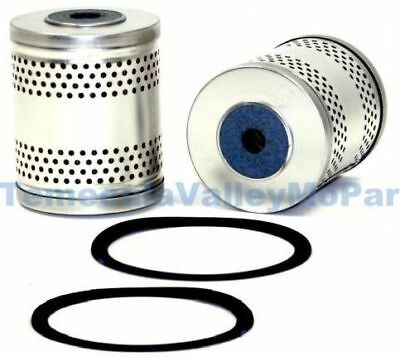 Cartridge Oil Filter Set for 1949-1959 Plymouth - Dodge - DeSoto Six