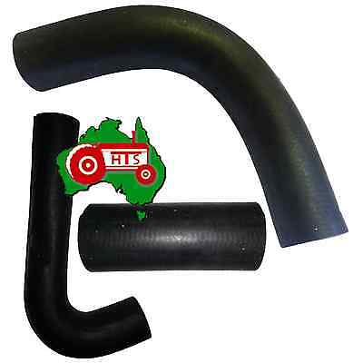 Radiator Water Hose Kit Massey Ferguson Tractor TE20 TEA20 TED20 Petrol Models