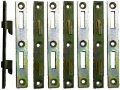 Furniture Repair  Steel Bed Rail Ends Set Of 4   S9433