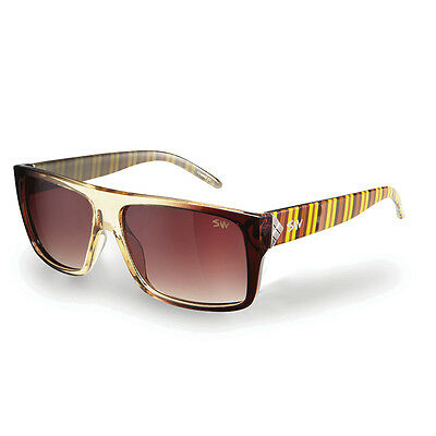Sunwise Honey Brown Polafusion Sunglasses