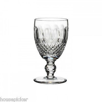 Waterford Crystal Colleen Short Stem Ware 4-3/4 Inch Claret Wine Goblet Glass