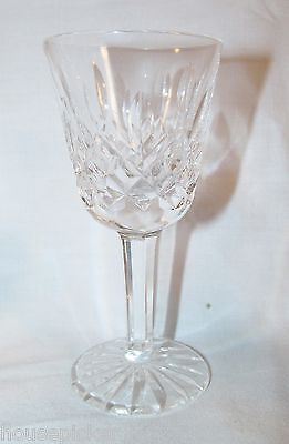 Waterford Crystal Lismore Stem Ware 3-1/2 Inch One Ounce Cordial Glass