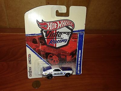 Y4-35 Hot Wheels 1/64 Scale Vintage Racing Ed Terry's 1970 Ford Mustang 11/30!