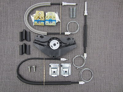 2006-2007 Passat B6 Window Lift Complete Repair Kit Driver Side Front Right Osf