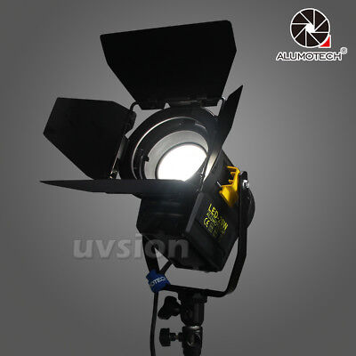 Dimming 20W LED Fresnel Spot Continuous Focus Lighting For Studio Photography