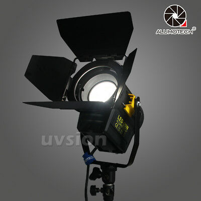 New! 20W LED Studio Fresnel Spot Continuous Focus Light  For Camera Movie