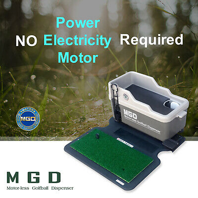 MGD-No Power/No Electricity Required Golf ball Dispenser ( golfball Dispensor )