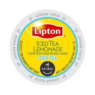 Lipton Iced Tea Lemonade Keurig K-Cups 44-Count