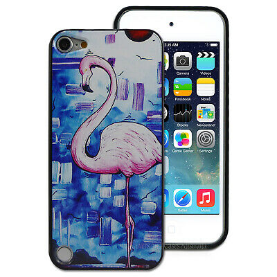 Flamingo Printed Case for Apple iPod Touch 5 5th Gen 5G Cover