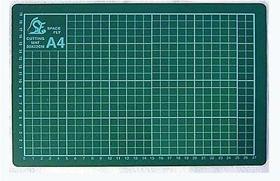 A4 Cutting Mat Printed Grid Lines Non Slip Knife Board Crafts Models