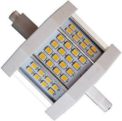 8W LED-Lampe-Brenner 780 Lumen dimmable R7s-78 J78 Leuchtmittel 78mm ww dimmbar
