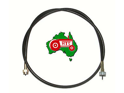 Tractor meter Tacho Cable Massey Ferguson 135 148 (3-Cylinder Eng) 635 mm