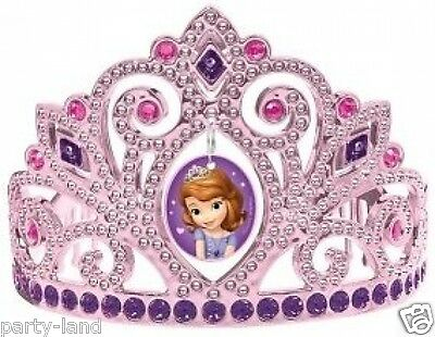 Sofia The First Tiara Crown Party Supplies  Costume Cute New Birthday Partys