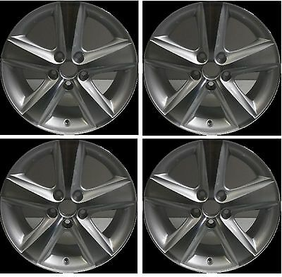 """17"""" Alloy Wheels Rims Fits 2007-2011 Toyota Camry Brand New - Set Of  4"""