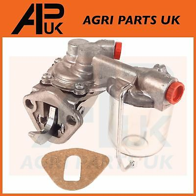 New Massey Ferguson Tractor 135 35X etc Perkins 3.152 Fuel Lift Pump Glass Bowl