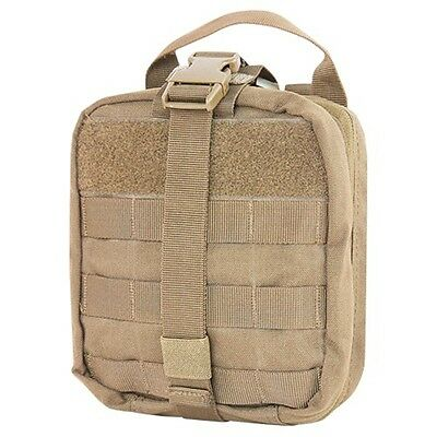 CONDOR Coyote TAN EMT MOLLE PALS Rip Away Medic First Aid Pouch Holster MA41