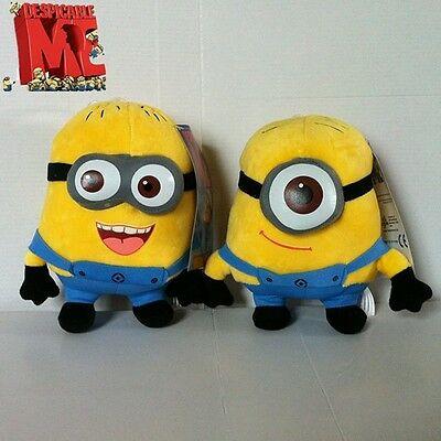 """New Despicable Me 6 Minion Jorge Plush"""
