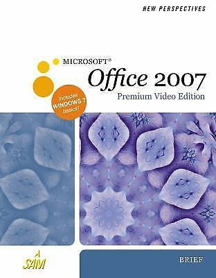 New Perspectives on Microsoft  Office 2007, Brief, Premium Video Edition