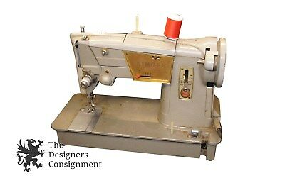 Vintage Singer Style-O-Matic Deluxe Zig-Zag Model 328K Sewing Machine