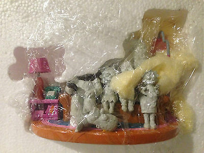 Simpsons Hamilton Sculpture Couch Gags Couch Concrete Limited Edition Figure New