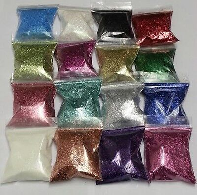 Premium Fine Metallic Laser Glitter For Arts, Crafts ,nail Art And Wine Glass
