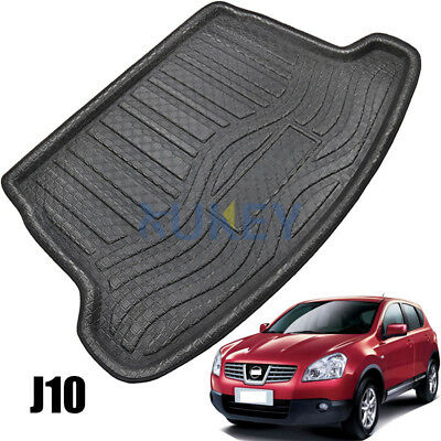 Fit For Nissan Dualis / Qashqai Rear Trunk Boot Liner Cargo Mat Floor Tray
