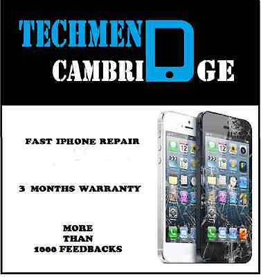 Cracked Screen Digitizer Repair Service Glass Fix Replacement For Iphone 5 5C 5S