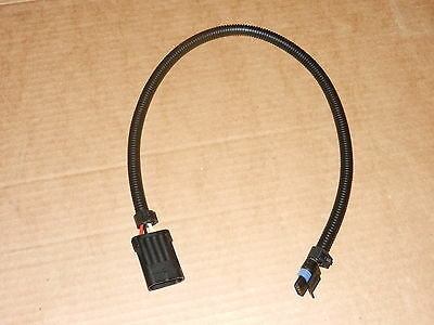 camaro firebird trans am lt1 ignition distributor optispark wire harness  ex-long