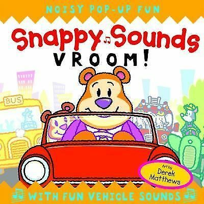 Snappy Sounds Vroom!