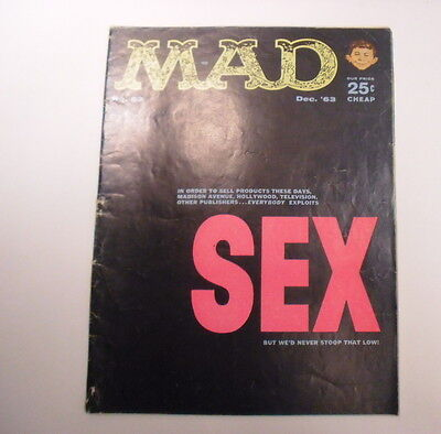 Mad #91 Last Issue, Very Good