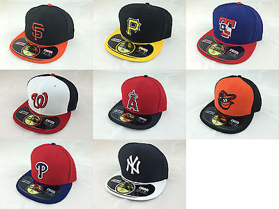 New Era MLB 59Fifty 5950 Diamond Era Fitted Cap Hat Authentic Collection