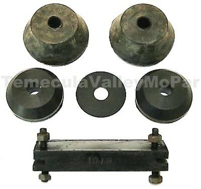6-piece Set of Engine Mounts for 1939-1954 Plymouth